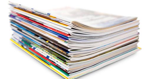 La comunità dei mancini sulla carta stampata