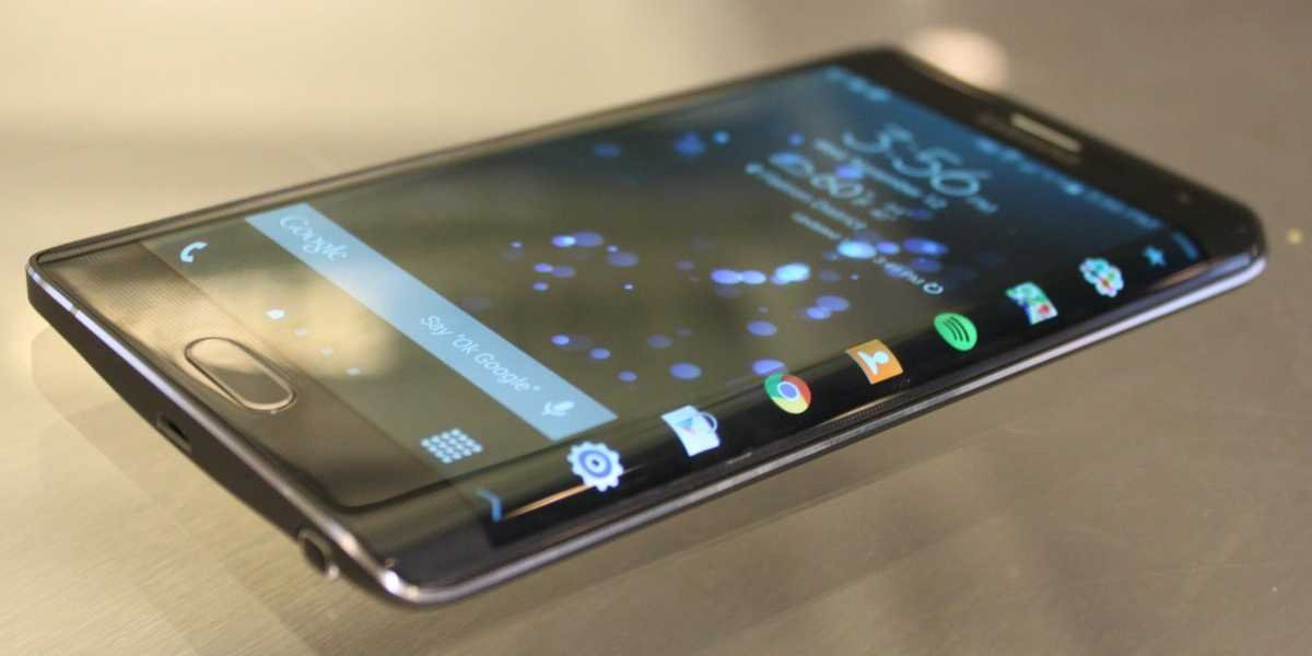 Samsung S6 edge anche per mancini